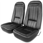 70-71 Corvette Leather Seat Covers 100 % Leather Specify Color