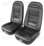 72-74 Corvette Leather Seat Covers 100 % Leather Specify Color