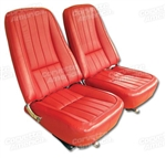68 Corvette Leather Like Seat Covers Specify Color