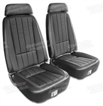 69 Corvette Leather Like Seat Covers Specify Color