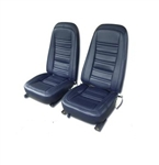 72-74 Corvette Leather Like Seat Covers Specify Color