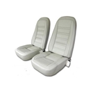 76-78 Corvette Leather Like Seat Covers Specify Color