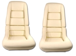 "78-82 Corvette Seat Foam Set 4-piece Set 78 2"" Pace 79-82"