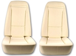 70-74 Corvette Seat Foam Set 4-piece Set)