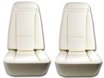 1975 Corvette Seat Foam Set 4-piece Set)