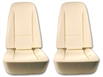 76-78 Corvette Seat Foam Set 4-piece Set)