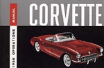56 Corvette Factory owner's manual