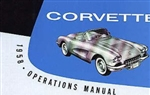 58 Corvette Factory owner's manual