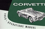 60 Corvette Factory owner's manual