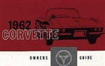 62 Corvette Factory owner's manual