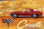 64 Corvette Factory owner's manual