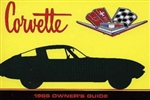 66 Corvette Factory owner's manual