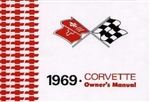 69 Corvette Factory owner's manual