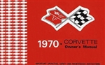 70 Corvette Factory owner's manual