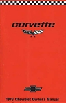 79 Corvette Factory Owner's Manual