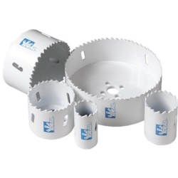 Ideal 35-378 Hole Saw, Bi-Metal, Diameter: 3-5/8