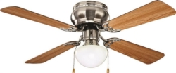Boston Harbor 42-742T-MR-EN-BN Hugger Ceiling Fan