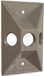 Bell Raco 5189 Rectangular Cluster Cover