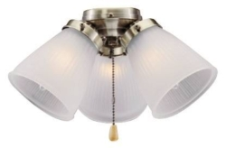 Boston Harbor CF-3FLK-AB Ceiling Fan Light Kit