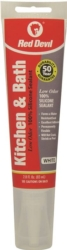 Red? Devil 883 Silicone Sealant