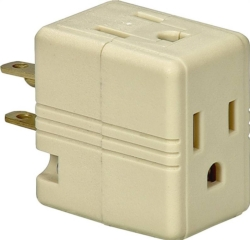 Cooper 1482V-BOX Outlet Cube Tap