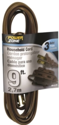 Powerzone OR670609 SPT-2 Extension Cord