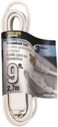 Powerzone OR660609 SPT-2 Extension Cord