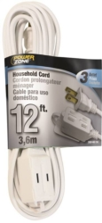 Powerzone OR660612 SPT-2 Extension Cord