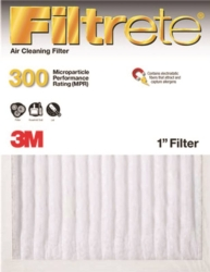 Filtrete 300DC-6 Dust Reduction Filter