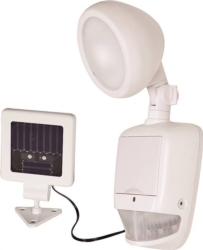 Boston Harbor A3P-S100-WH-PK1 Motion Sensor Security Light 100 Lumens