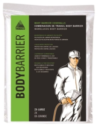Trimaco BodyBarrier Lightweight Painter's Coverall
