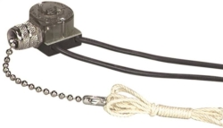 Cooper BP458NP-SP Canopy Switch With Bell End