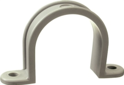 Halex 71205B 2-Hole Conduit Strap