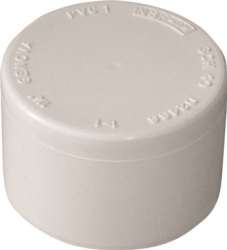 Genova 300 Dome Shaped Top Pipe Cap