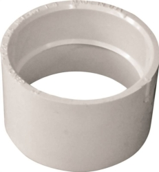 Genova Products 70120 PVC-DWV Coupling