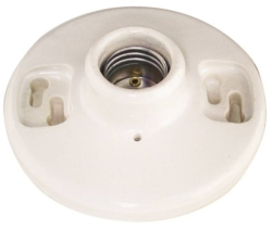 Eagle 604-SP Ceiling Receptacle Lampholder