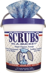 Scrubs 42272 Hand Cleaning Towel