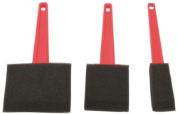 Linzer 8501-S Foam Brush Sets