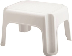 Rubbermaid FG420087WHT Roughneck Step Stools