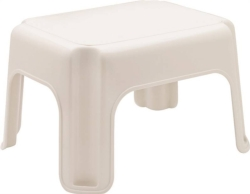 Rubbermaid FG420087BISQUE Roughneck Step Stools