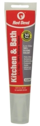 Red Devil 0885 Kitchen/Bath Sealant
