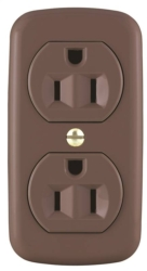 Cooper 78B-BOX Duplex Electrical Receptacle