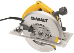 Dewalt DW384 Lightweight Corded Circular Saw with Electric Brake