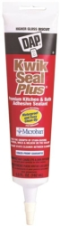 Dap 18539 Kwik Seal Plus Kitchen/Bath Adhesive Caulk