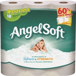 Georgia-Pacific 77171 Angel Soft Bathroom Tissue
