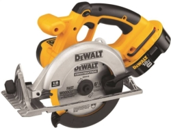 Dewalt DC390K Cordless Circular Saw Kit
