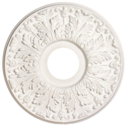 Westinghouse Victorian 7702800 Ceiling Medallion