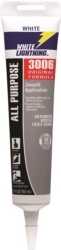 White Lightning 300612 3006 Adhesive Caulk