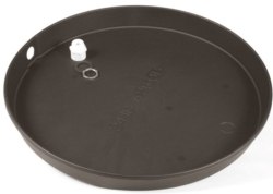 Camco 11460 Drain Pan With 1 in PVC Fitting