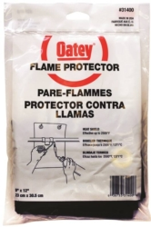 Oatey 31400 Flame Protector